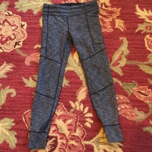 Athleta girl leggings.  Size 12/L